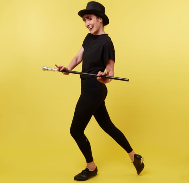 Fit in my 40s: can I master tap dancing?