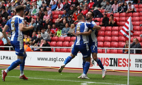 Relief replaced by optimism at Wigan after perils of administration