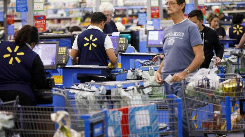 Walmart is on the hunt for someone to develop cryptocurrency products