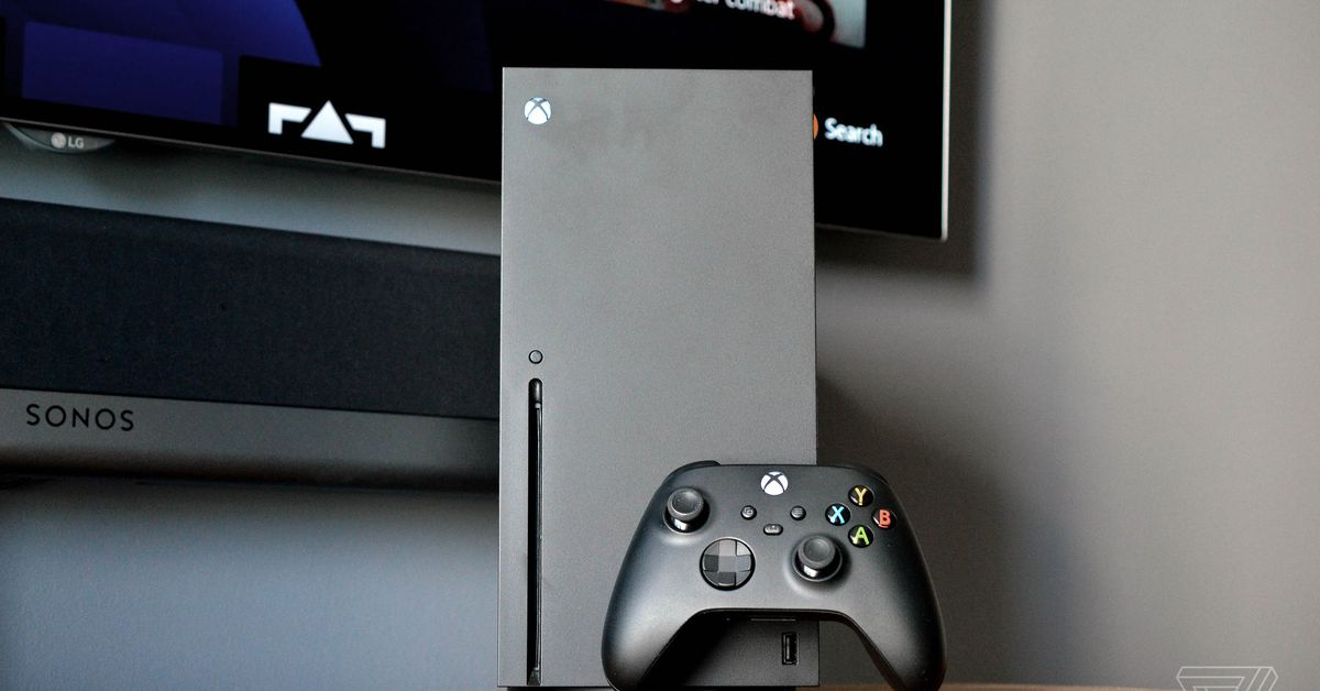 Xbox Series X is getting a higher resolution dashboard